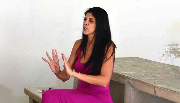 Juez niega prisión domiciliaria a 'La Madame'