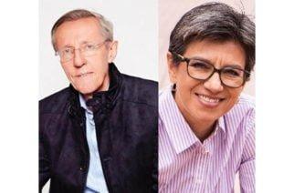 La encuesta será el mecanismo que definirá la candidatura a la Alcaldía de Bogotá entre Antonio Navarro y Claudia López por el partido Alianza Verde