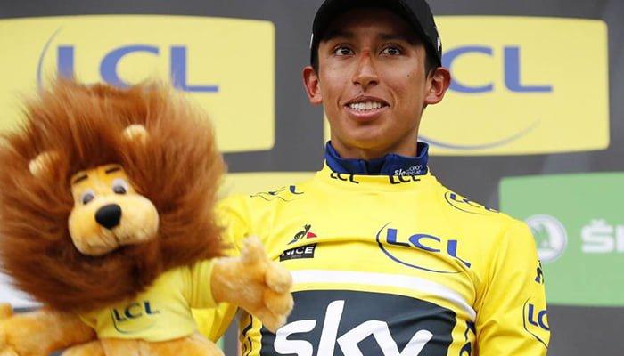 Luego de su triunfo en la París- Niza, Egan Bernal podría participar en el Tour de Francia