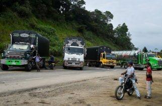 Más de 1.700 millones en pérdidas reportan transportistas por paro indígena