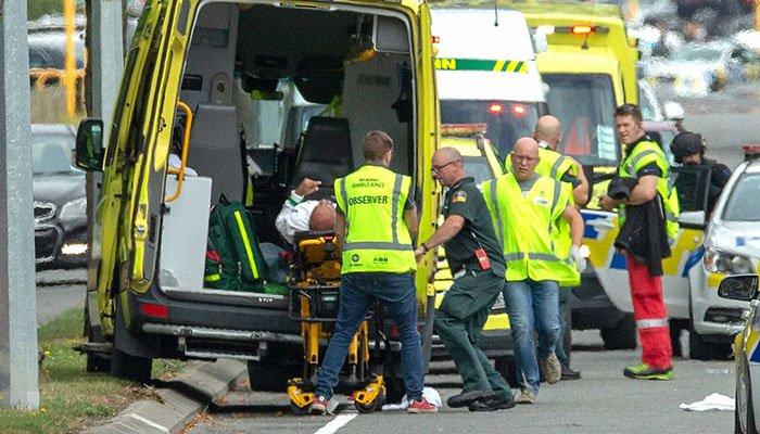Masacre en Nueva Zelanda: 49 muertos por tiroteo en dos mezquita