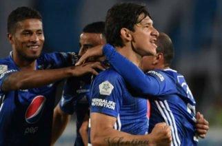 Millonarios goleó al Unión Magdalena y se mantiene en liderato de la Liga