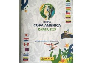 Panini realizó lanzamiento oficial del álbum de la Copa América Brasil 2019