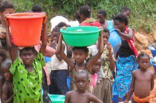Paso del ciclón Idai dejó a Mozambique con epidemia de cólera