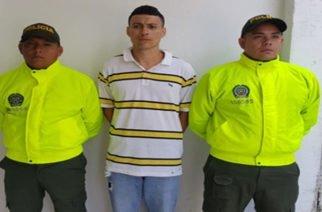 Policía de Córdoba dio captura a un sujeto por homicidio
