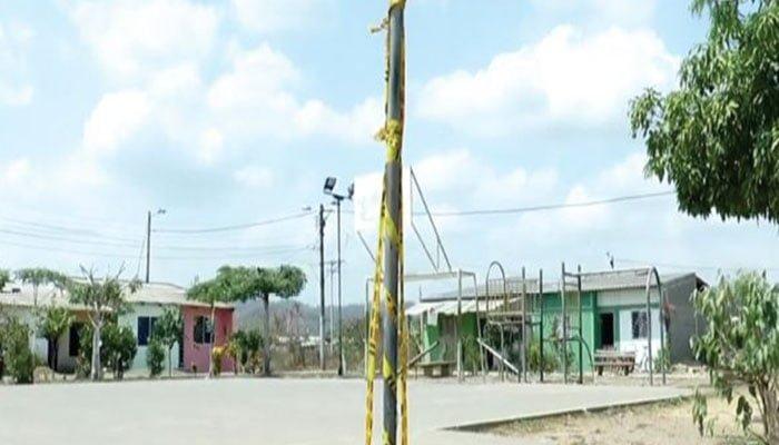 Por falta de luminarias aumentan atracos en Los Robles