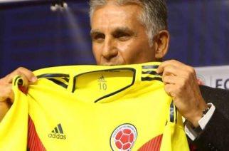 Queiroz dio a conocer la primera lista de convocados a la Selección Colombia en los partidos amistosos