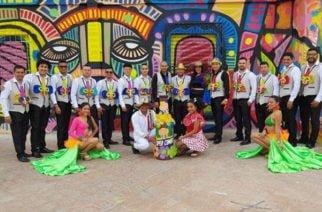 """Súper Combo Latino, orquesta monteriana triunfó con los """"Congo de Oro"""" en el Carnaval de Barranquilla"""
