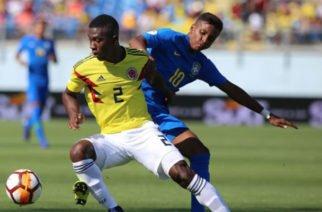 Selección Colombia enfrentará a Brasil en amistoso FIFA