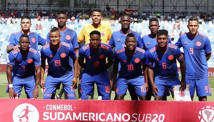 Selección sub 20 se prepara para el Mundial Polonia 2019