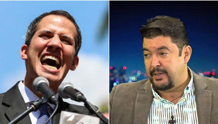 Servicio de inteligencia en Venezuela capturó a mano derecha de Juan Guaidó