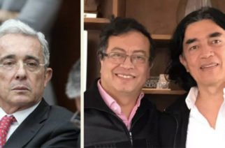 Uribe contraataca y lanza demanda contra Petro y Bolívar por calumnias