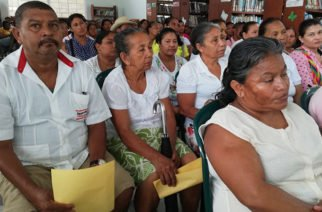Víctimas de Puerto Libertador reciben acompañamiento Psicosocial