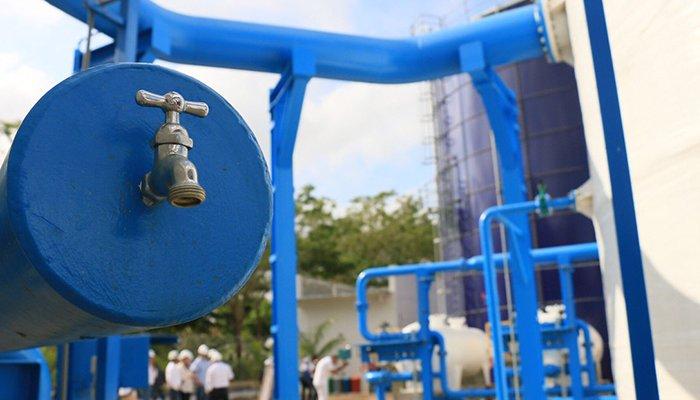 Veolia insta a moderar uso del agua por fuerte sequía