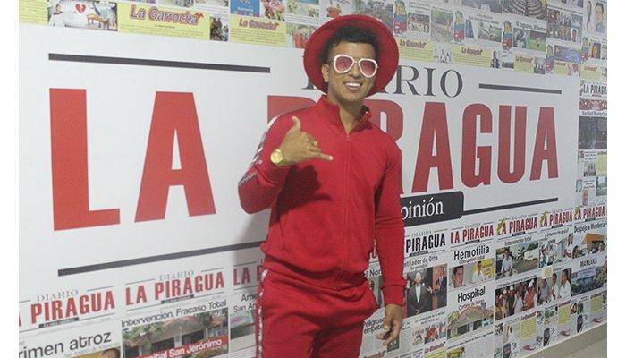 Video: Liba 'El Príncipe' busca enamorar a Montería con su tema 'El Loco'