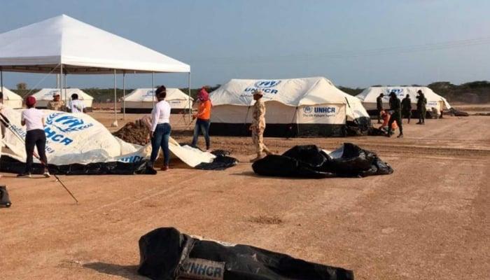 VÍDEO: Gobierno y Acnur abren en La Guajira un Centro de Atención Integral para atender migración venezolana