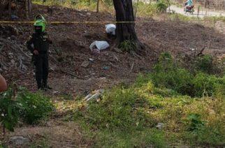 Cinco menores de edad implicados en homicidio y desmembramiento de hombre en La Apartada