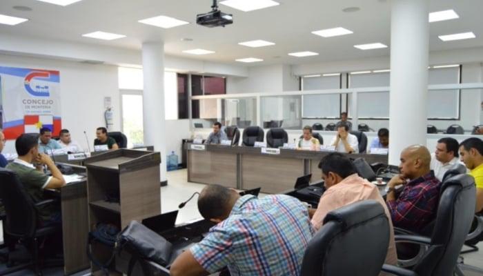 Presidente del Concejo de Montería, trasladó a la Fiscalía las amenazas de muerte a cuatro concejales