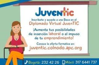 Jóvenes del municipio de Buenavista podrán participar por Becas para Diplomado de emprendimiento laboral