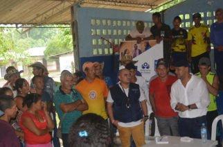 Desde 2011 no había tantos desplazados en el país: ONU sobre situación en el sur de Córdoba