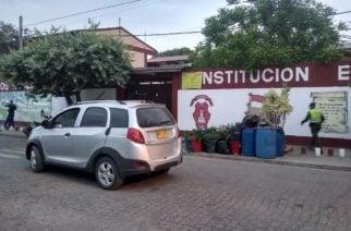Video: Ataque a madre de familia frente al Colegio Antonia Santos en Montería