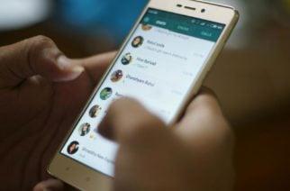 Hackers roban datos de usuarios en WhatsApp