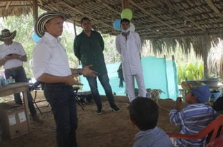 ¡Otro gol! Juan Carlos Burgos llevó Jornada médica a Puerto Escondido y benefició a más de 200 porteños