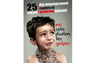 ¡Tienen derecho al respeto! Hoy se celebra el Día Internacional contra el Maltrato Infantil