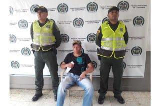 'El Mono', uno de los más buscados en Córdoba fue capturado en el municipio de Buenavista