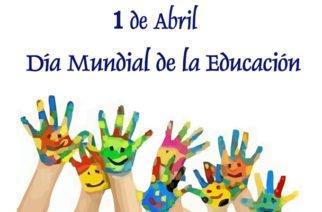 1 de abril, Día Mundial de la Educación