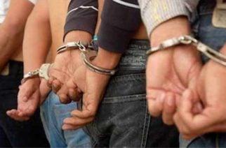 21 personas fueron capturadas en el departamento de Córdoba con más de 1.200 dosis de alucinógenos