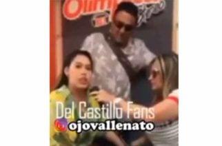 """""""No se ponga en esas pendejadas amiga, no tire sátiras que yo soy brava con la lengua"""": Ana del Castillo a Karen Lizarazo"""