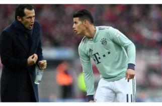 Bayern Múnich reveló el diagnostico de James Rodríguez