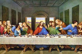 Jueves Santo: Celebración de la Última Cena y el Lavatorio de los pies