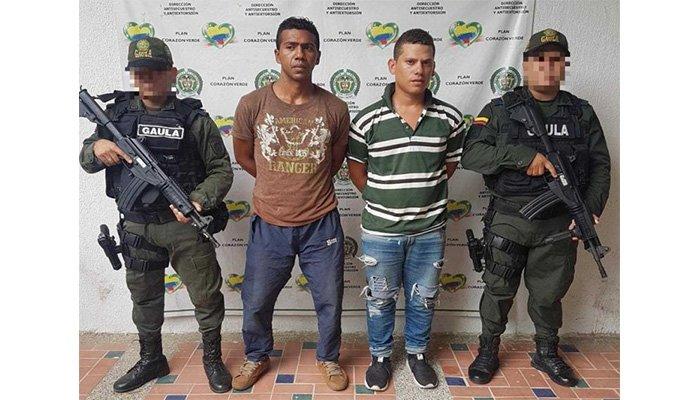 Capturan a extorsionistas que tenían azotados a ganaderos en Córdoba
