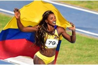 Caterine Ibargüen entre las cinco mujeres con mejor condición física en el mundo