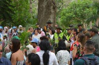 Celebraciones religiosas en Semana Santa contarán con el acompañamiento de la Policía