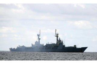 China denuncia que un buque francés ingresó a aguas que el gigante asiático reclama suyas