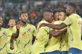 Colombia conserva el puesto 12 en el Ranking FIFA