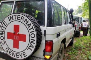 Cruz Roja Internacional se une a la campaña de ayuda y llega a Puerto Libertador