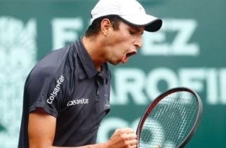 Daniel Galán ya está en el top 200 de la clasificación ATP