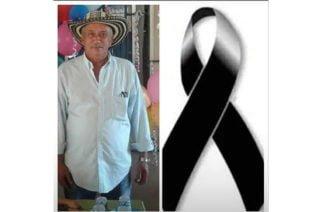 De dos tiros asesinaron a  reconocido ganadero en Planeta Rica