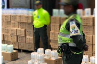 Decomisan en Cartagena mercancía ilegal avaluada en más de 8.5 millones de dólares