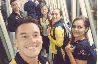 Deportistas de la Selección Colombia de BMX fueron retenidos en el aeropuerto de Argentina