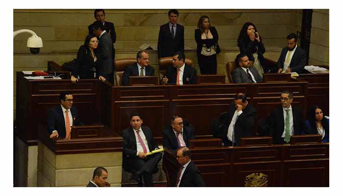 Destino de las objeciones de Duque a la JEP se define hoy en el Senado