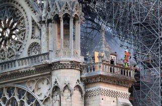 Donaciones para reconstruir Notre Dame ya suman 800 millones de euros