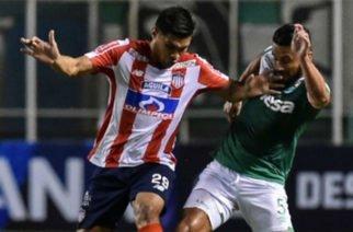 El Junior planea cambios en la nómina titular ante el Deportivo Cali
