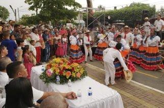 En Planeta Rica se vivió el lanzamiento de la versión XXXI del Festival Pedazo de Acordeón de El Paso, Cesar