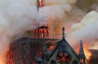 Estas son las obras al interior de Notre Dame que pudieran quedar afectadas con el incendio