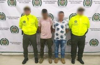 En Pueblo Nuevo capturan a un hombre que era requerido por el Juzgado de Villanueva (Guajira)